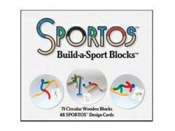 Sportos Build-a-Sport Blocks