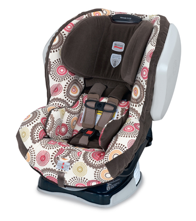 Stay Rear-Facing Longer: Britax Advocate 70 CS Review and Giveaway!