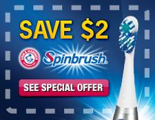 Arm & Hammer Spinbrush Challenge