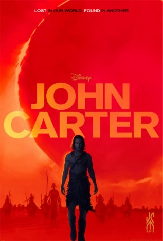 Disney's John Carter 3D Blu-Ray Review