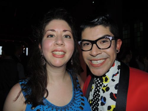 I Met Mondo…and Project Runway Season 10 Premiers Today!