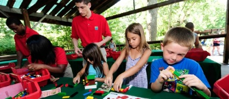 LEGO's Wild Forest at the Bronx Zoo