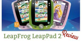 LeapFrog LeapPad 2 Review