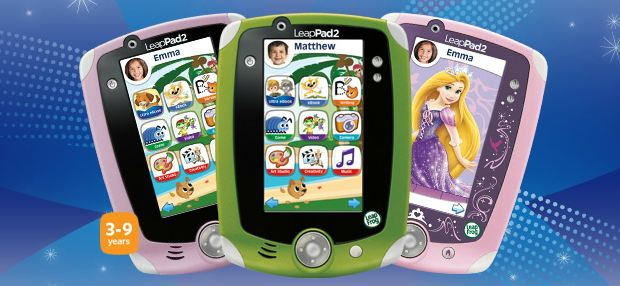 LeapFrog LeapPad 2 Review