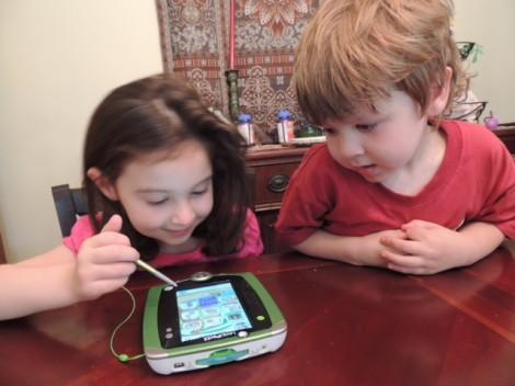 Kids Opinions of LeapPad2