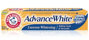 Whiten Your Teeth for Less With Arm & Hammer