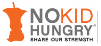 Share our Strength No Kid Hungry logo