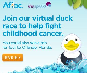 Swim with Friends and Help Aflac Fight Pediatric Cancer