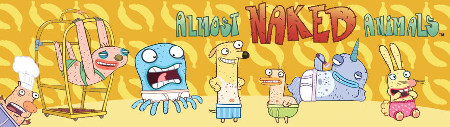 Almost Naked Animals Volume I DVD Review