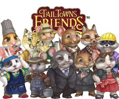 Tail Towns Friends