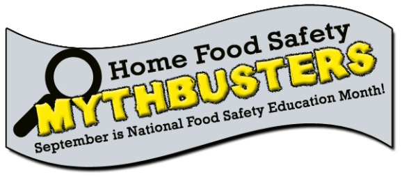 Debunking Myths About Food Safety in the Home