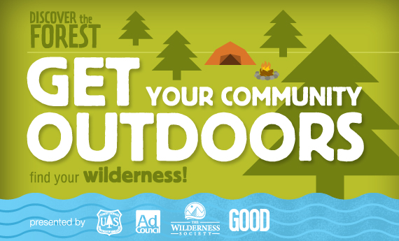 Discover the Forest: Get Your Community Outdoors!