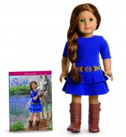 American Girl of the Year 2013: Saige Copeland – An Interview with Author, Jessie Haas
