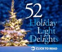 52 Holiday Light Delights E-Zine