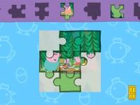 Peppa Pig App Puzzle