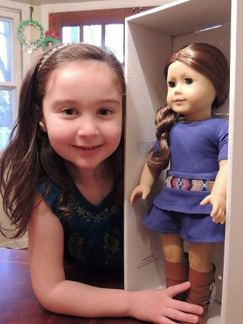Meet Saige Copeland: Girl of the Year 2013 from American Girl