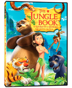 Mowgli returns in The Jungle Book The Movie: Rumble in the Jungle