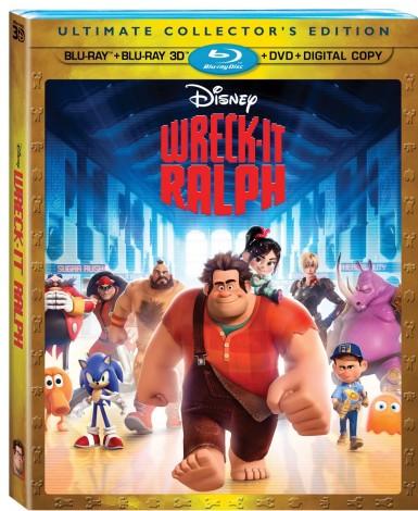 Wreck It Ralph DVD {REVIEW}