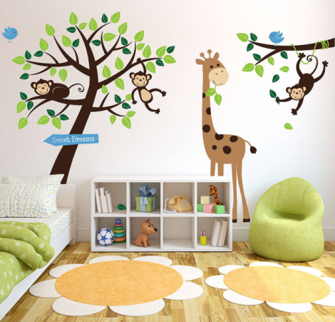 How to Pick Your Nursery Theme