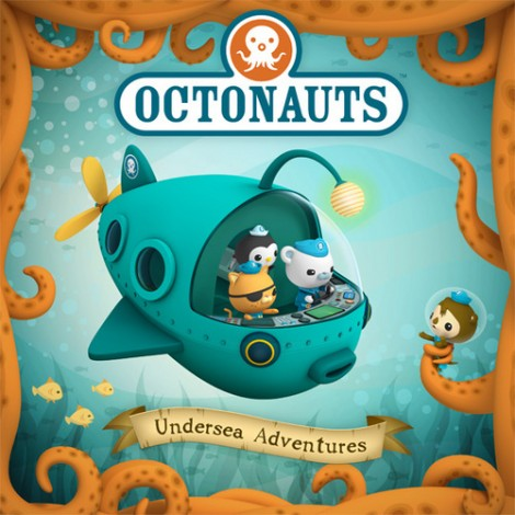 Octonauts by Disney