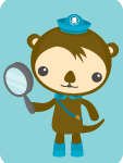 Octonauts Shellington
