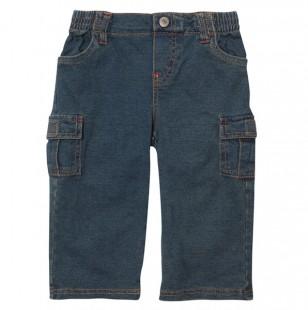 baby boy cargo jeans