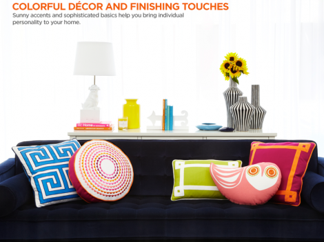 Spring Up Your Home with Jonathan Adler for JCP