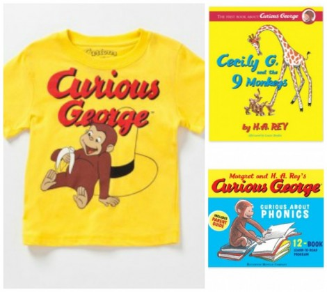 curious george totsy