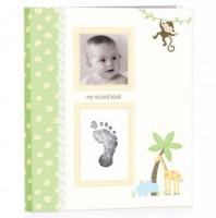 safari baby book