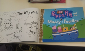 Muddy Puddles Bookcover