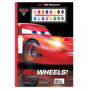 cars paint box