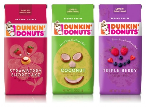 Ushering in Spring with Our Favorite, Dunkin' Donuts Coffee!