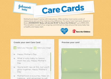 johnsons baby cares