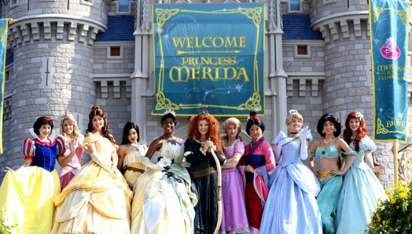 The Coronation of Princess Merida
