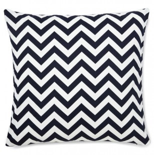 today chevron pillow