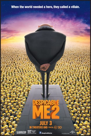 Despicable Me 2 *GIVEAWAY*