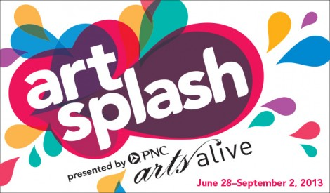 The Philadelphia Museum of Art Presents: Art Splash! Great Summer Exhibitions, Festivals and Programs for the Whole Family!