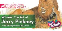 Art Splash Pinkney Banner