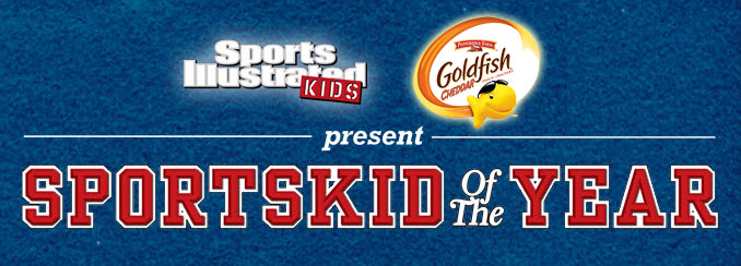Nominate Your Child for the 2013 SI SportsKid of the Year Award!