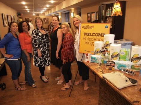 P&G Back to School Event