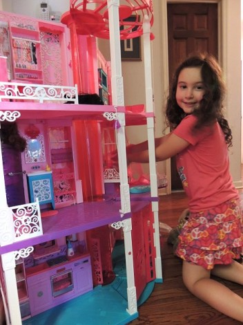 New Barbie Dreamhouse