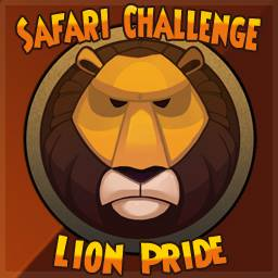 Safari Challenge Lion Pride