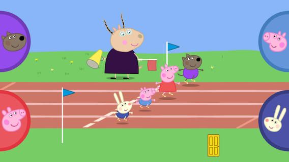 Sports Day App Races