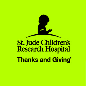 Help Support the 10th Annual St. Jude Thanks and Giving Program!