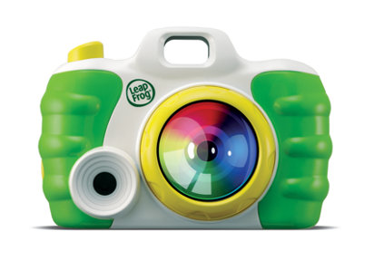 LeapFrog Creativity Camera App with Protective Case and Learning to Write with Mr. Pencil Provide Hours of Learning and Fun!