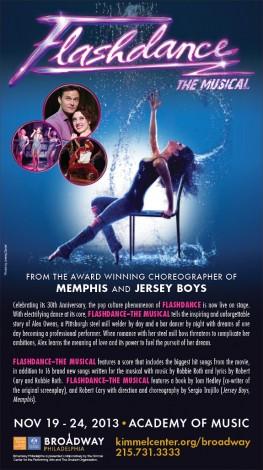 Flashdance the Musical