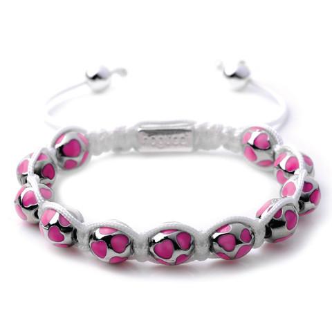 Pink Armor Charmballa