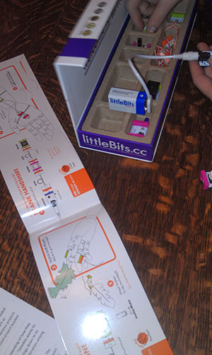 littleBits Makes Engineering Fun! (PLUS Coupon Code)