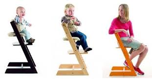 Stokke Tripp Trapp Chair is Perfect for Growing Children