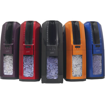 Staples Space Saver Shredder